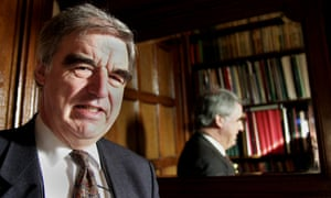 Sir Nicholas Wall pictured in 2002