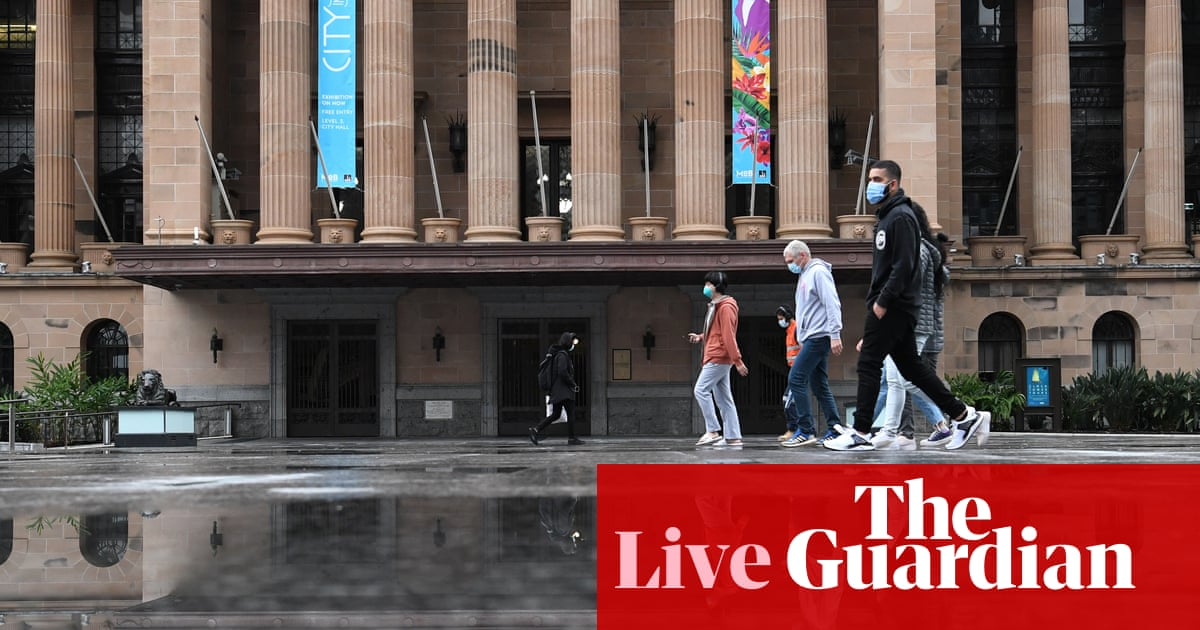 Australia Covid live update: Queensland, WA and NT await decision on lockdown lifting as national cabinet meets