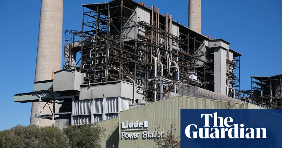 AGL delays closure of Liddell power station to meet energy demand over summer