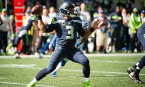 Seattle Seahawks quarterback Russell Wilson will play his first game in London.