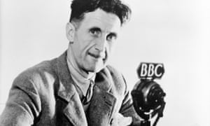 George Orwell in 1950