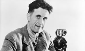 Orwell resigned from the BBC in 1943.
