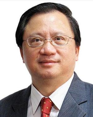 John Hu.