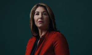 Naomi Klein: 'We are going to have to contract on the endless, disposable consumption.'