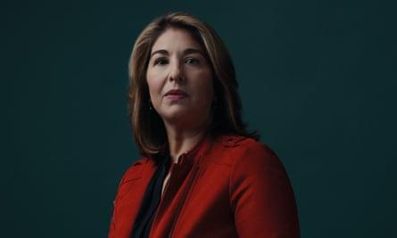 Naomi Klein, author of On Fire.