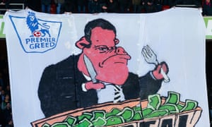 Premier League clubs have been accused of being woefully out of touch with the national sentiment.