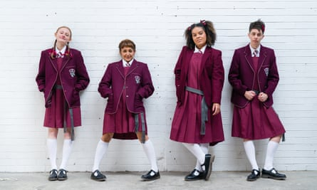 Back to school … the new stage production of Malory Towers
