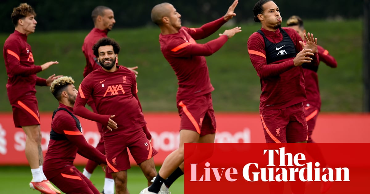 Premier League team news, transfers and more: weekend countdown – live!
