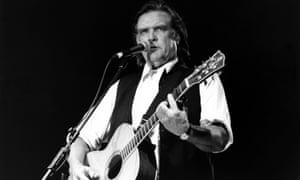Guy Clark started performing in clubs in the mid-60s but did not release his debut album until 1975.