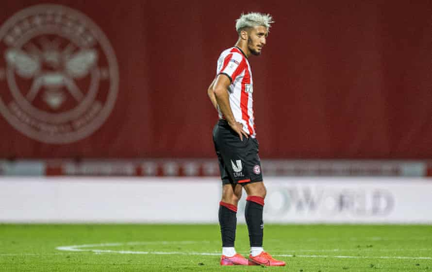 Saïd Benrahma and Brentford must pick themselves back up for the playoffs.