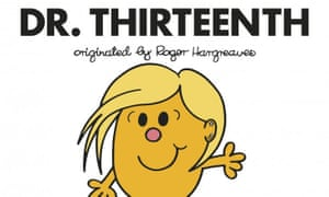 The cover of Dr Thirteenth, due to be published on 6 November