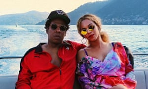 Beyoncé and Jay-Z … tapping into trends.