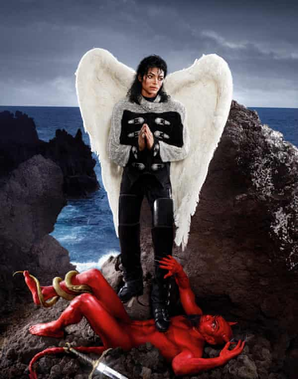 """Archangel Michael – """"And no message could have been any clearer"""", 1990."""