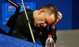Ronnie O'Sullivan blamed his shock defeat to James Cahill on a virus which he claimed had robbed him of his energy.