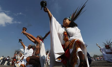 Mexico demands Spain apologize for colonial abuse of indigenous people
