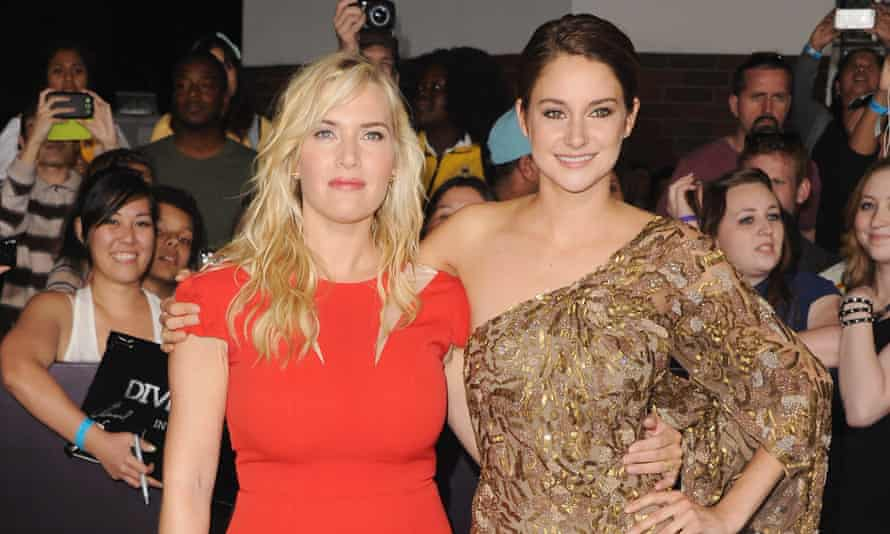 """""""I'll call her and say, 'I'm falling off the ledge' or 'I'm feeling insecure about this'"""": with Kate Winslet."""