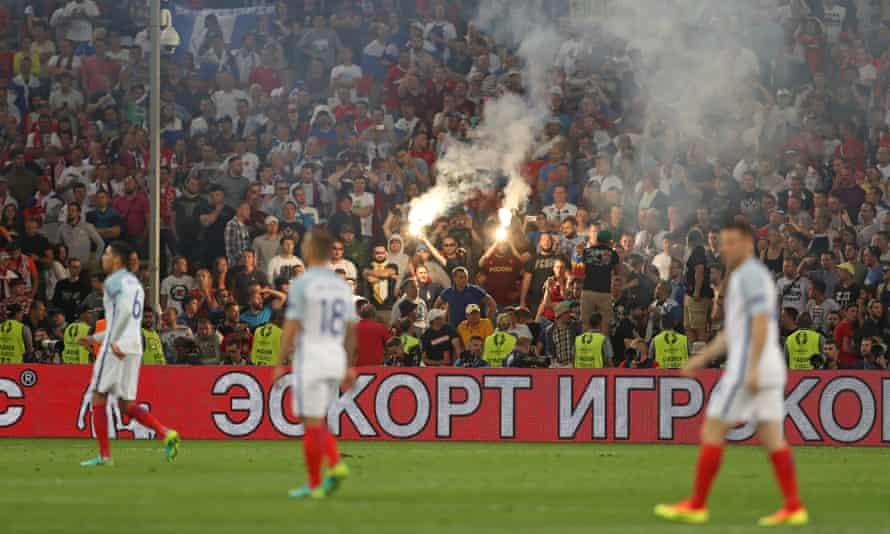England v Russia Euro 2016