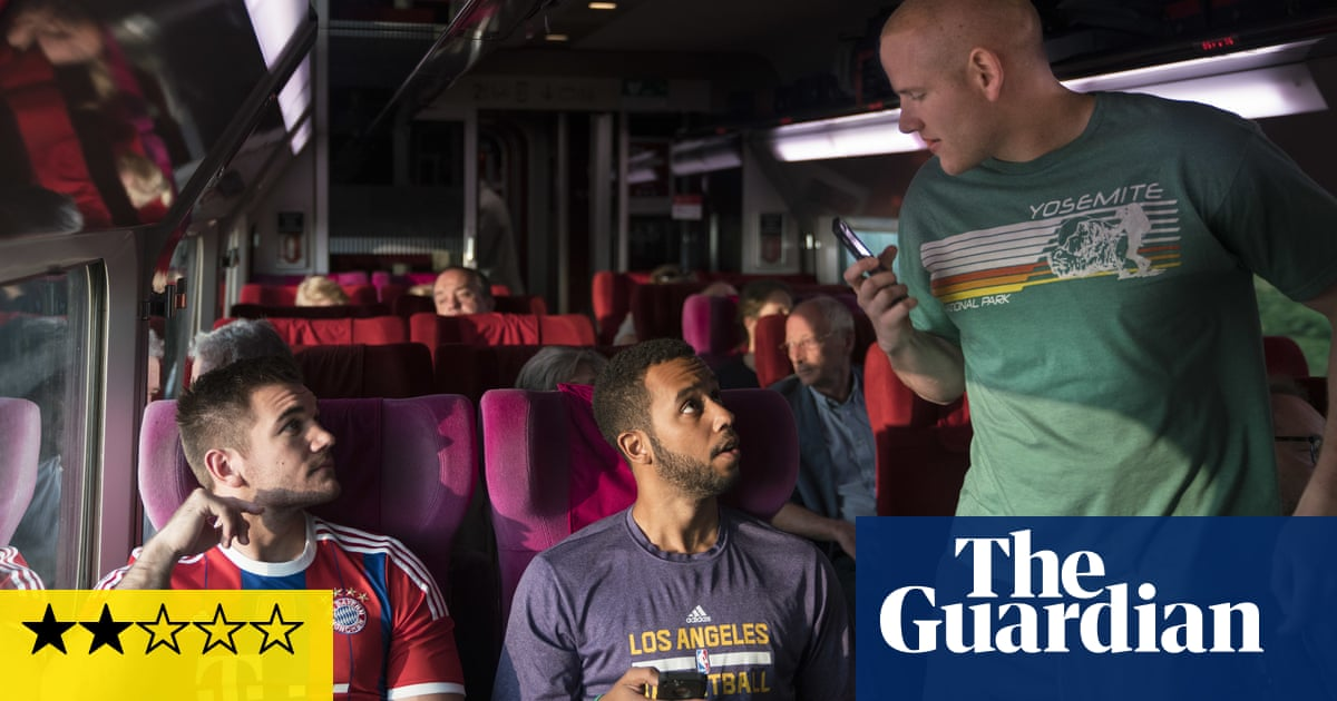 The 15:17 to Paris review – Clint Eastwood derails a tale of real