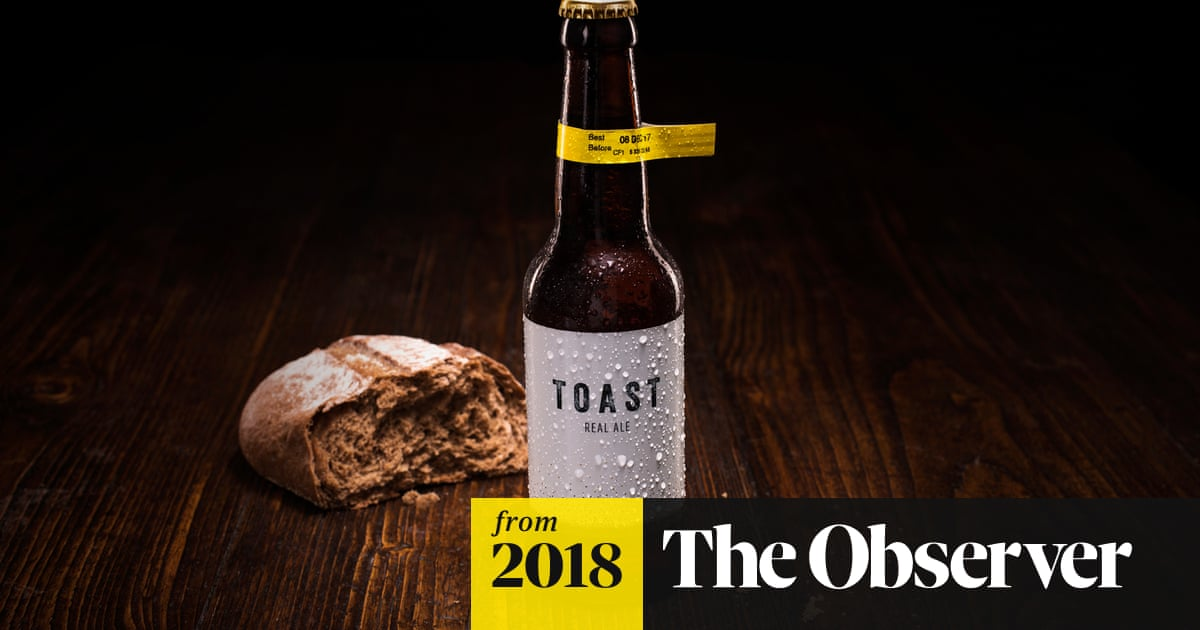 Raise a toast! New beers made from leftover bread help to