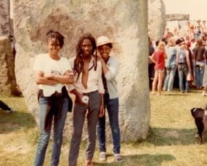 Stonehenge in 1983