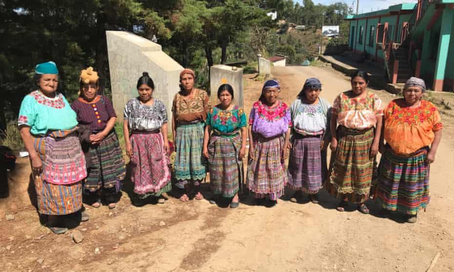 Comadronas in Santa Maria Chiquimula, Guatemala