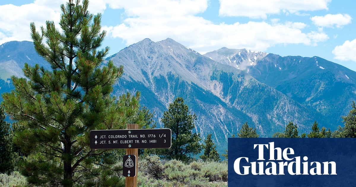 Hiker lost on US mountain ignored calls from rescuers because he didn't recognise the number