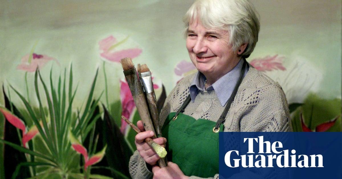 Dame Elizabeth Blackadder obituary
