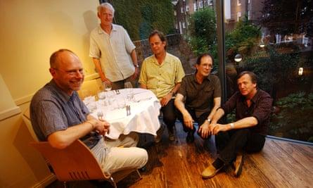 Iain Scott, Charlie Gillett, Joe Boyd, Ian Anderson, Robin Denselow.
