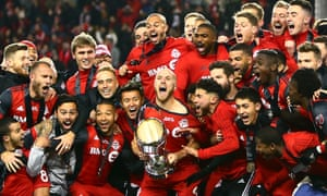 Toronto FC won MLS Cup last season and many tip them to lift the trophy again