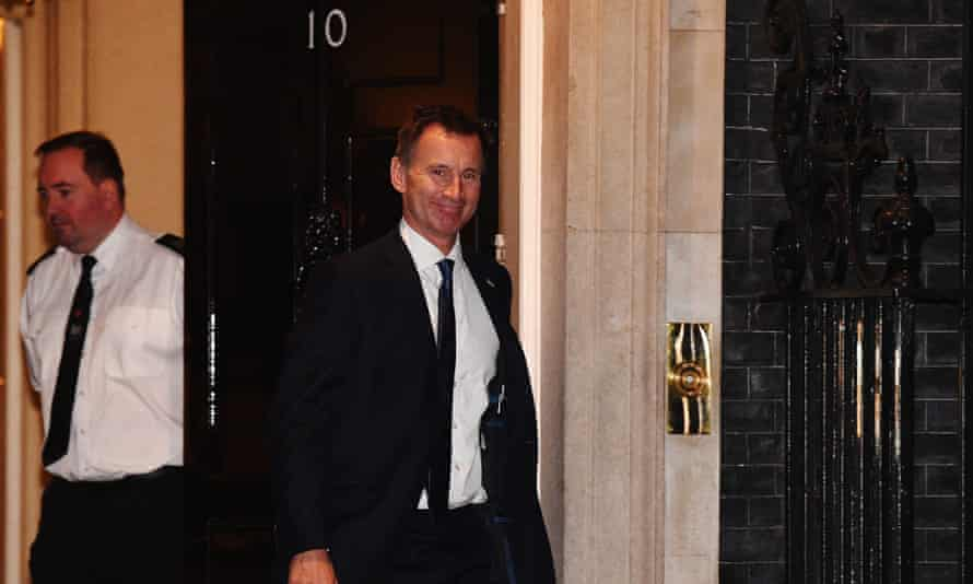 Jeremy Hunt did not ask Theresa May to add social care to his brief. He already had it.