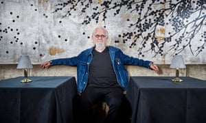 Comedian Sir Billy Connolly photographed in London at Hush July 2019