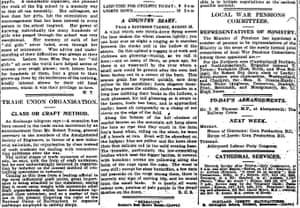 Manchester Guardian, 18 August 1917.