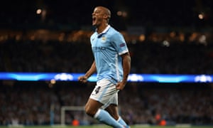Vicent Kompany has a calf injury for the 10th time in three and a half years.