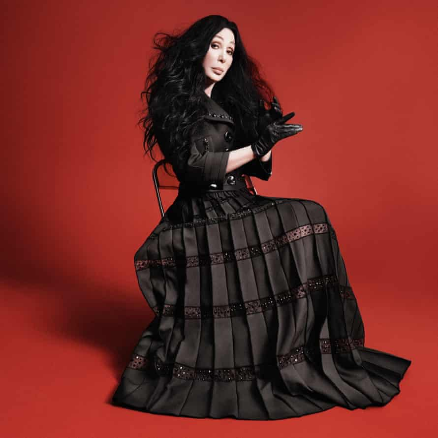 Cher in the Marc Jacobs campaign 2015
