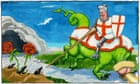 Steve Bell on Keir Starmer and the proposed purge of Labour's far-left – cartoon