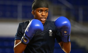 Nicola Adams, Team GB boxer