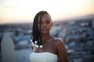 Icy synths and classic structures … Kelela