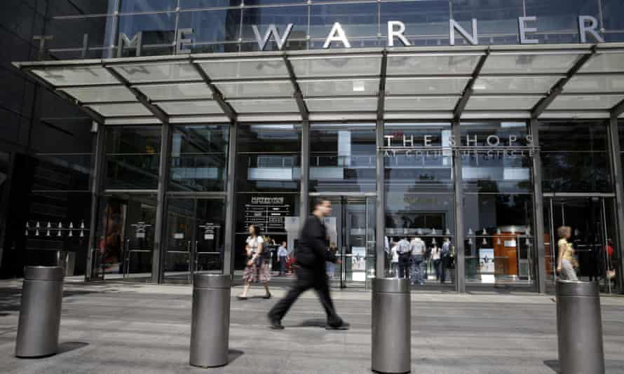 The proposed deal reportedly values Time Warner at $105 to $110 a share.