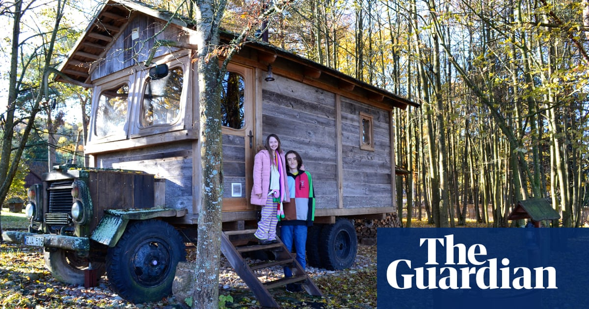 A family adventure in Lithuania | Travel | The Guardian
