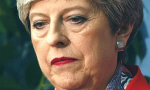 'Feeling of abject failure': Theresa May on election night on 8 June 2017.