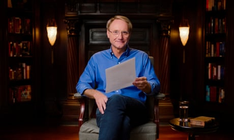 Da Vinci Code author Dan Brown on Trump: 'Reality has surpassed fiction'