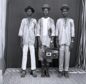 les jeunes bergers peulhs 1972