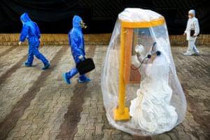 Corona Bride by Hadi Dehghanpour