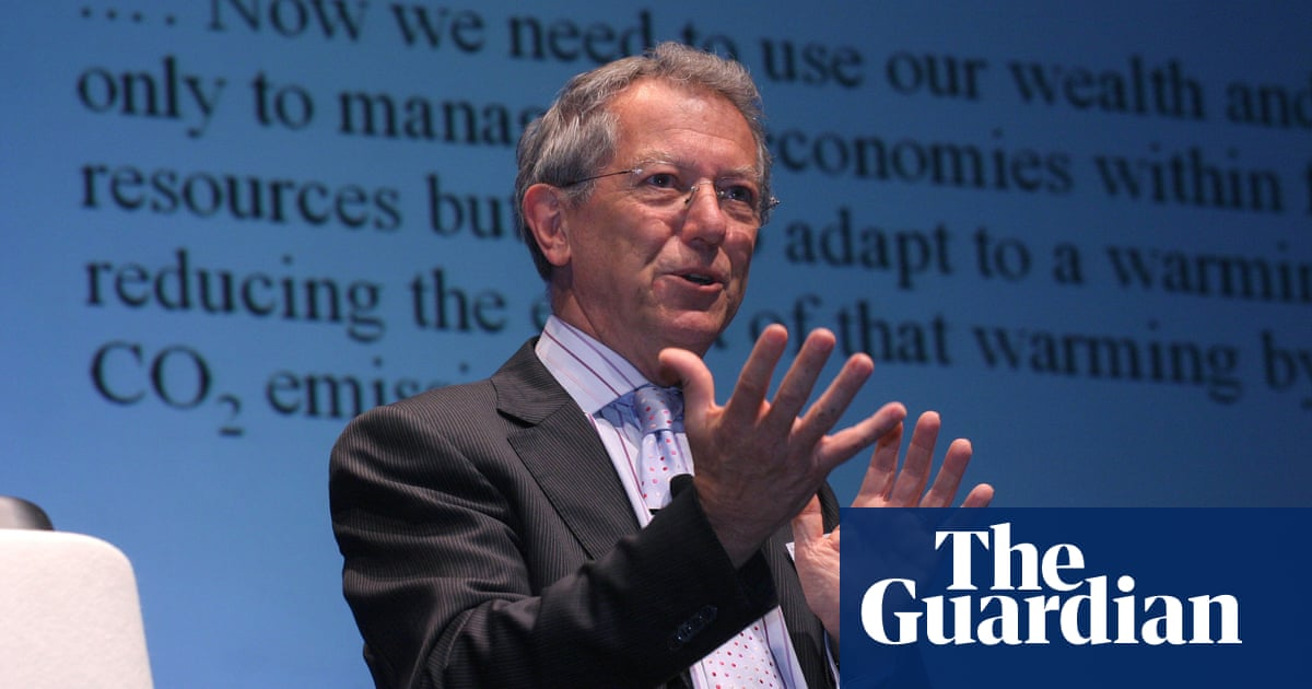 Head of Independent Sage to launch international climate change group