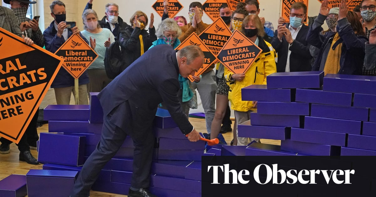 Liberal Democrat win was all about nimbyism