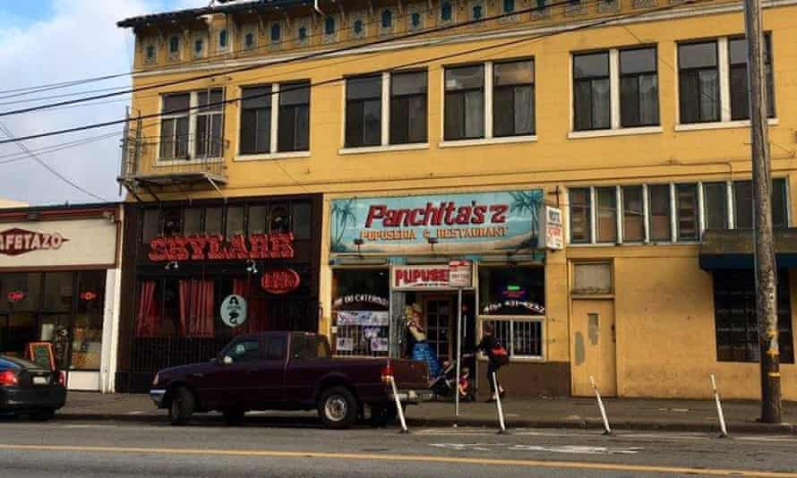 Panchita's Restaurant No 2, San Francisco.