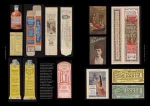 If it's good enough for a princess … advertising cards and packaging from the late 19th and early 20th centuries. Kolynos emphasises the scientific and economic advantages of its products whereas Gibbs and JF Hart promote the importance of looking after the teeth and preserving the gums. Dr W Ziemer uses a portrait of Princess Alexandra to advertise his dentrifice, while fragrant and antiseptic qualities are highlighted by both Dentyl and Doctor's Smoker's Tooth Paste.