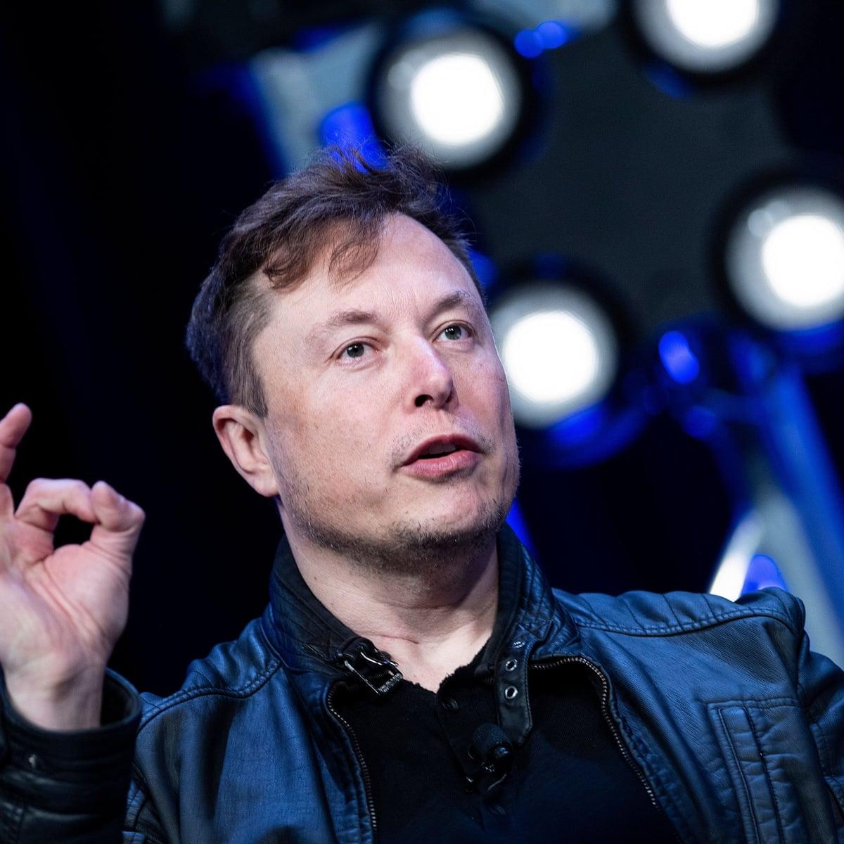 Coronavirus Has Elon Musk Acting Like Just Another Used Car Salesman Technology The Guardian