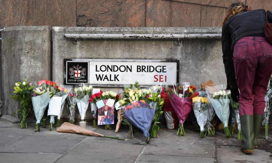 Boris Johnson has come under fire for politicisng a tragedy after he blamed Labour policies for the release of the London Bridge attacker.