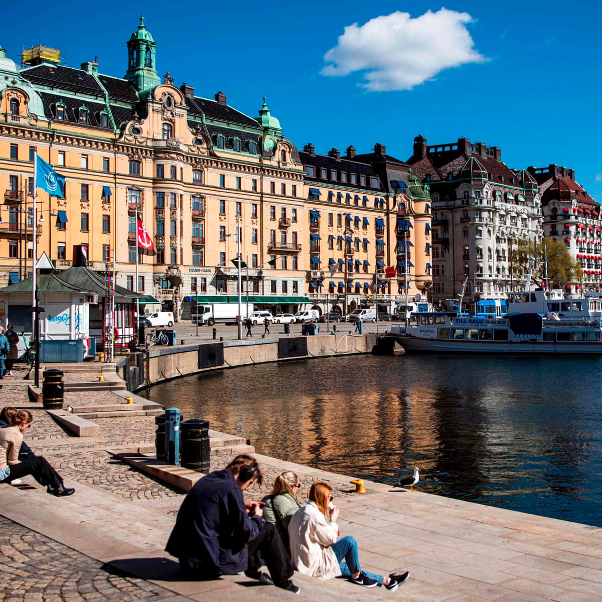 Anger In Sweden As Elderly Pay Price For Coronavirus Strategy Sweden The Guardian